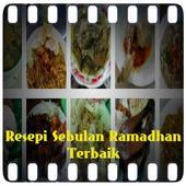Resepi Sebulan Ramadhan 1.0