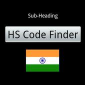 HS Code Finder (India) hs1.13