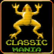 Retro Frog Golden 1.28