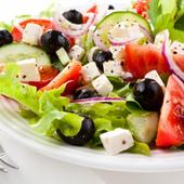 Рецепты простых салатов 1.9