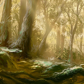 forest hd live wallpaper 1.1