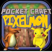 pixel pixelmon: pockecraft 2 25