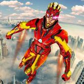 Iron Hero City Rescue Game 1.1.5