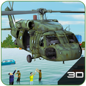 Army Helicopter Flood Relief 1.0.5