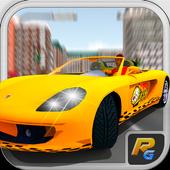 City Taxi Sim Crazy 3D Rush 1.0.1