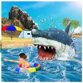 Angry White Shark Revenge 3D🐳 1.0.4