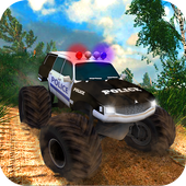 Offroad Police Monster Truck