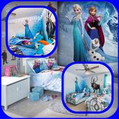 Ice Princess Bedroom Design Ideas 1.0