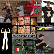 Ricardosoft Mexican Fighters 1.0