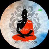 Buddha Lock Screen 2.0