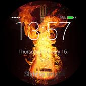 Guitar Lock Screen 2.0