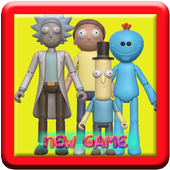 Rick with Morty Puzzle Games 1.0.0