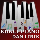 Kunci Piano dan Lirik Offline 1.0