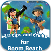 10 tips Tricks for Boom Beach 1.0