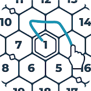 Number Chains: Rikudo Puzzles 1.2