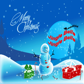 Jingle bell Kid Christmas Poem 0.0