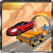 Crazy Car Stunts 3D:Speed Race 1.1