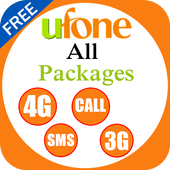 All Ufone Packages 2019 1.8