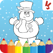 Kids coloring book christmas 1.4.0