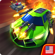 Road Rampage: Racing & Shooting to Revenge