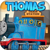Road Thomas Friends Killer Train Game 1.0
