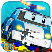 Kids Robocar Puzzle Jigsaw & Vehicles 1.2