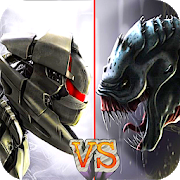 Robot vs Monster Galaxy Wars - Grand Fights Arena 2.0.2