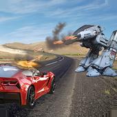 Car Vs Robots Demolition Fight 2.0