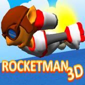 Rocketman 3D Jetpack 1.0