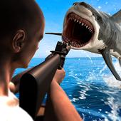 Underwater Angry Shark Hunting 1.4