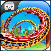 Roller Coaster VR Attraction Slide Adventure 3D 1.1