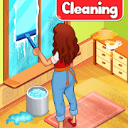 Big Home Cleanup and Wash : House Cleaning Game 1.0.0