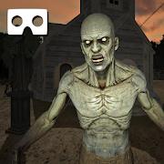 VR Zombie Graveyard Scary Ride (Google Cardboard) 3.3