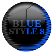 Blue Icon Pack Style 8 ✨Free✨ 3.9