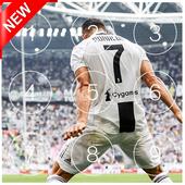 CR7 Cristiano Ronaldo Passcode lockscreen 1.0
