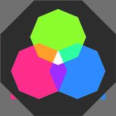 Fancy Puzzle : Primary color 1.1