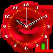 Rose Flower Clock 1.9.1