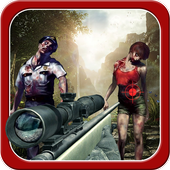 Zombie FPS Sniper Shooting