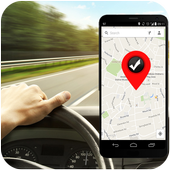 Voice Driving Navigation GPS, Maps & Live Traffic 1.0