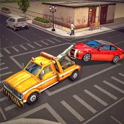 Tow Truck Car Transporter Driving And Parking 1.9