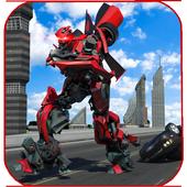 Superhero Transform Robot 1.0.1