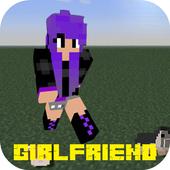 Mod Girlfriend for MCPE 1.0