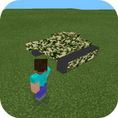 Mod Mine-Tanks for MCPE 1.0
