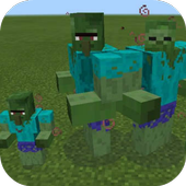 Mod Mutant Creatures  for MCPE 1.0