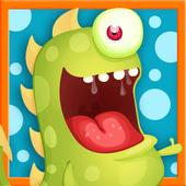 Funny Monster Fun Memory Puzle 1.0