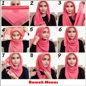 Hijab Fashion Tutorial 1.0