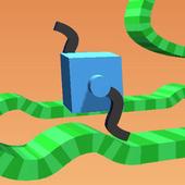 Draw Climbing Dash - Permainan Balap Rubik Android 1.0