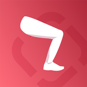 Runtastic Leg Trainer - Workouts & Exercises 1.8