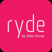 ibibo Ryde - Book AC Car Seats 3.2