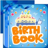 BirthBook - The Birthdays App 1.0